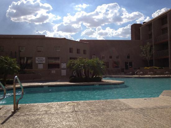 Sheraton Phoenix Airport Hotel Tempe: Hotel pool