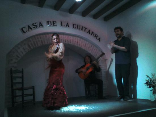 flamenco... - Picture of Casa de la Guitarra, Seville ...