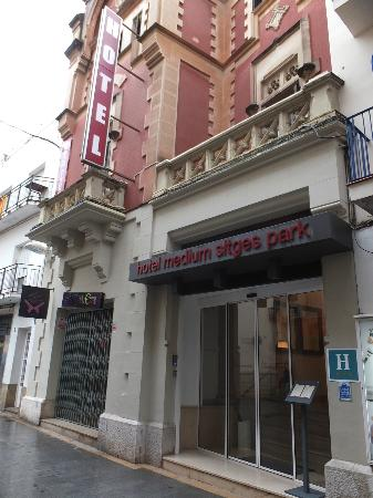 Hotel Medium Sitges Park: Researching paid off !