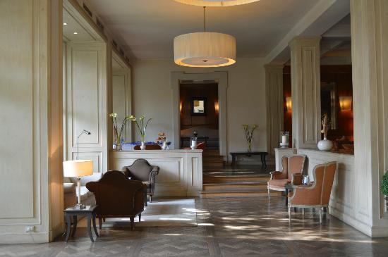 Sina Villa Medici: Living del hotel