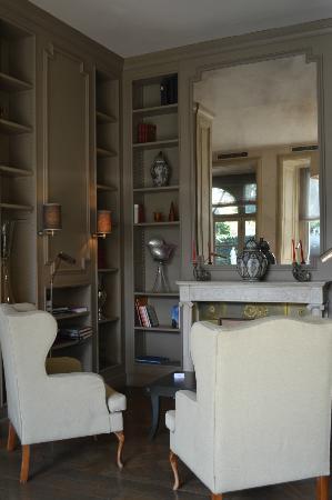 Sina Villa Medici: Salones / living hotel