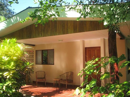 El Sueno Tropical: Villas have 2 bedrooms and kitchen