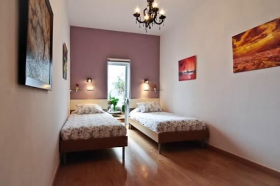 Hotel Un Patio al Sur : twin room