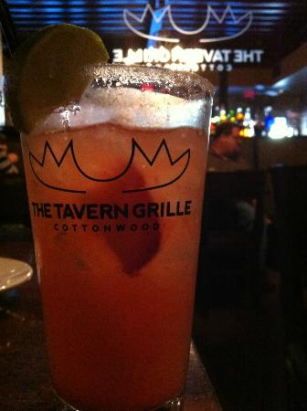 The Tavern Hotel: Specialty cocktail at Tavern Grille