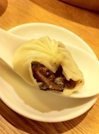 Din Tai Fung (Tienmu) : Black Truffle Xiao Long Bao