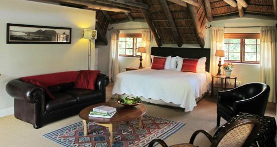 Sun Cottage : The loft suite