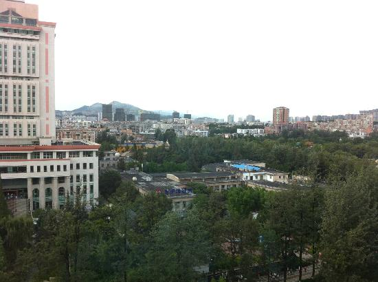 Grand Park Kunming : From our room