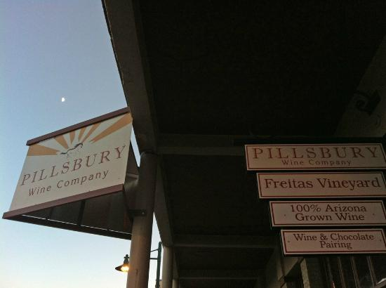 Pillsbury Wine Company North: Pillsbury Wine Company