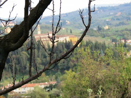 The Spice Lab: View of Tuscany