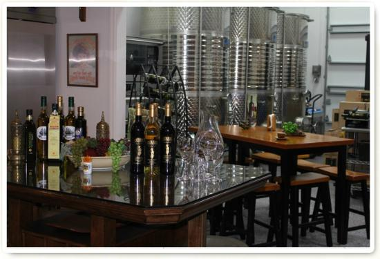 Catania's Winery
