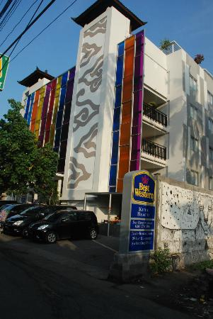 BEST WESTERN Kuta Beach: view of the hotel exterior