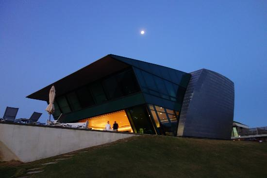 "Playa VIK Jose Ignacio: ""The Sculpute"" building containing the beachfront suites"