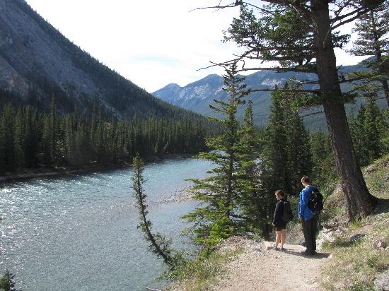 Banff Rocky Mountain Resort: Guided hikes