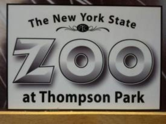 New York State Zoo at Thompson Park : New York State Zoo, Watertown, Ny
