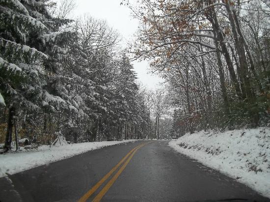 Inn At Deep Creek : On the road to the Inn!
