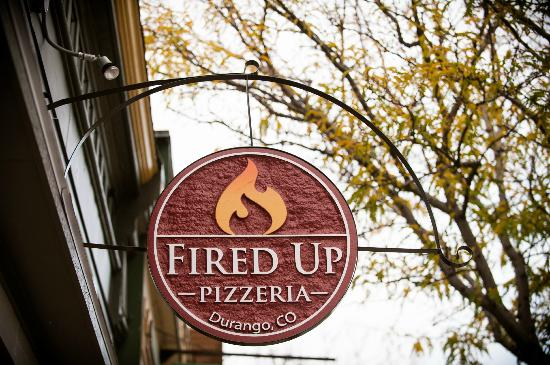 Fired Up Pizzeria: come visit!