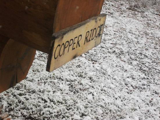 Cobbly Nob Rentals: Copper Ridge Cabin