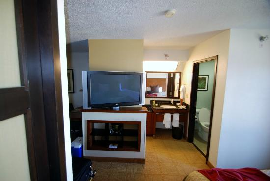 "Hyatt Place Duluth/Gwinnett Mall: 42"" TV is a plus"