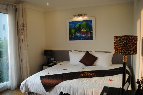 Hanoi Meracus Hotel 1: Room 501