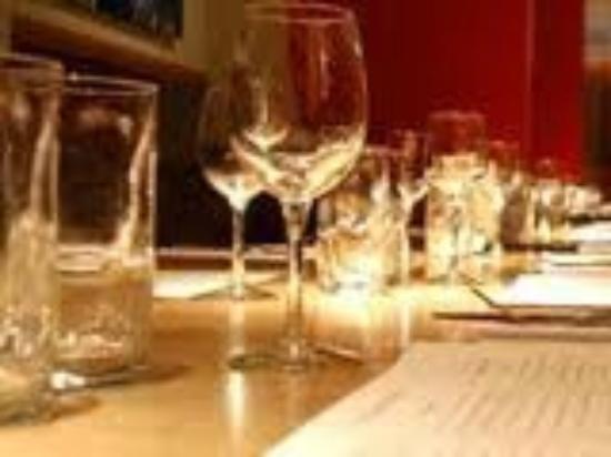 Bazil Brasserie: Fine Wines