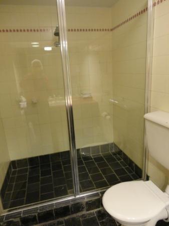 Albury Manor House: Shower