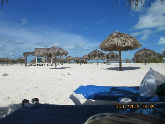 Sol Cayo Largo: Beach side