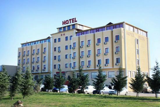 Hotel Delta Yss : Otelizin dış görünümü