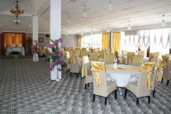 Hotel Delta Yss: kapalı aktivite salonumuz düğün & nişan vb.