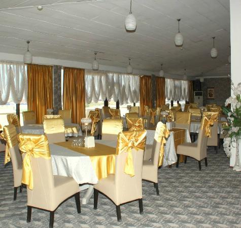 Hotel Delta Yss : kapalı aktivite salonumuz düğün & nişan vb.