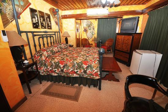 Hostal Real Los Robles: Habitacion suite