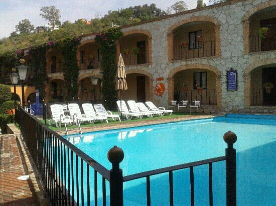 Hotel La Abadia Plaza : al agua patos jijiji