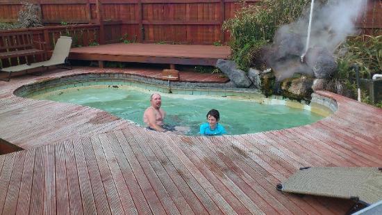 Utuhina Hot Springs Lodge張圖片