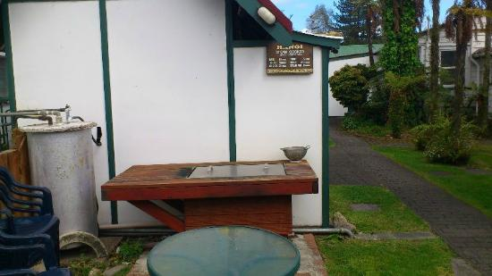 Utuhina Hot Springs Lodge : Utuhina Lodge