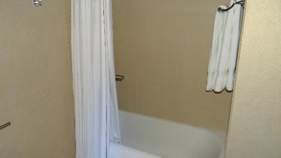 Hotel Lincoln, a Joie de Vivre Hotel: bathroom