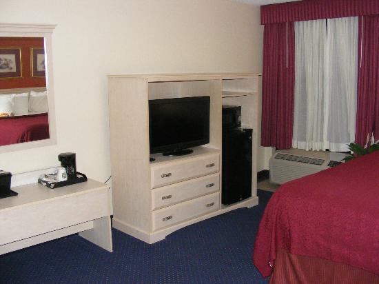 Quality Inn: Good amenities