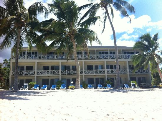 Moana Sands Beachfront Hotel & Villas: Moana Sands