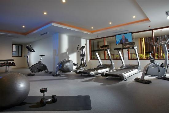 The Magani Hotel and Spa: Fitness Centre at Magani Spa