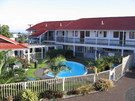 Best Western Summit Motor Lodge Tauranga