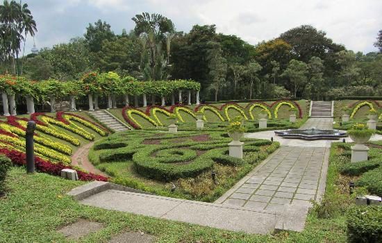 Perdana Botanical Garden: Ampitheatre @ Lake Gardens Park