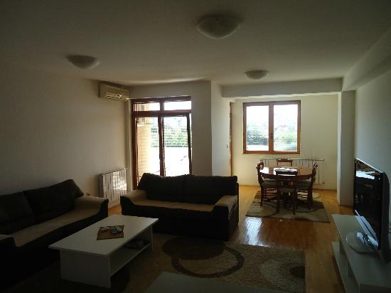 Skopje Apartments : Apartment Skopje VIP
