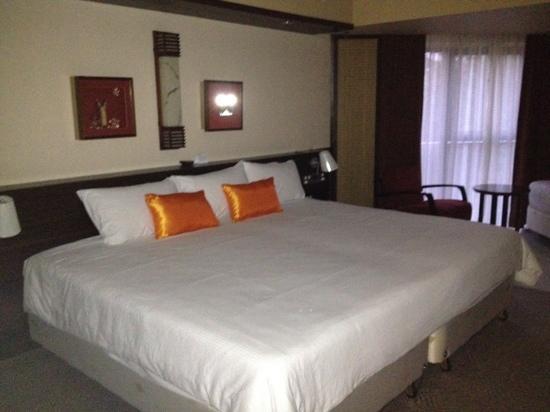 PARKROYAL Penang Resort, Malaysia: standard room