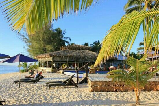 Manuia Beach Resort: paradise