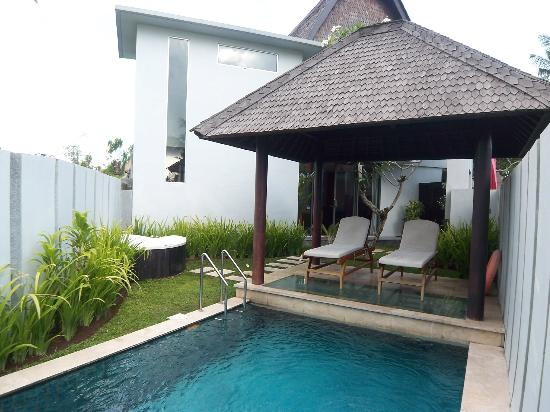 ‪‪Furama Villas & Spa Ubud‬: deluxe pool house