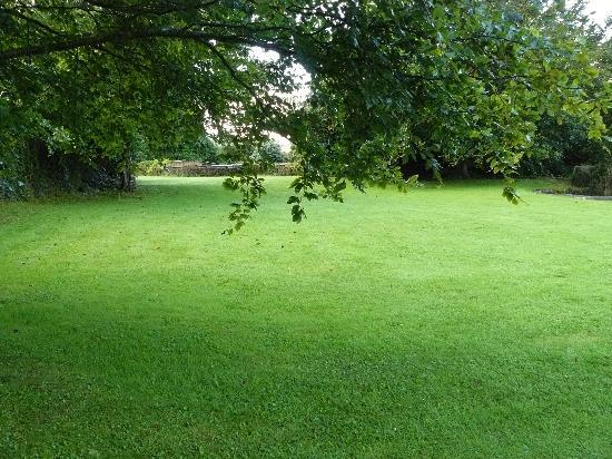 Ardpatrick, Ireland: Part of the garden
