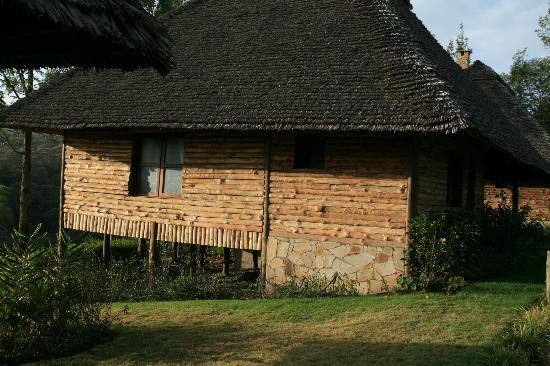 Neptune Ngorongoro Luxury Lodge : Vue bungalow