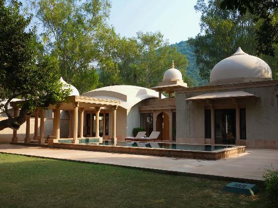 Amanbagh: pool villa