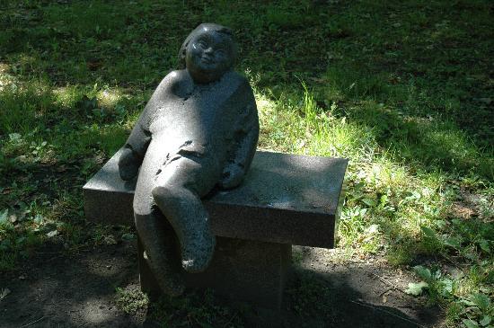 Martynas Mazvydas Sculpture Park