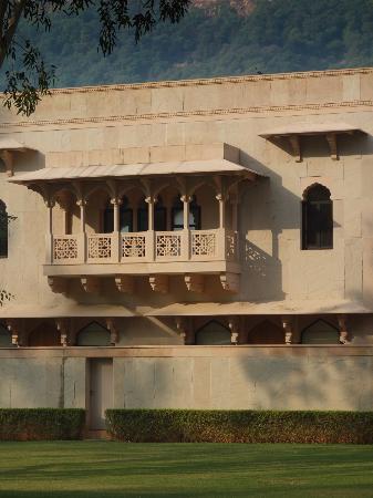 Amanbagh: terrace haveli room