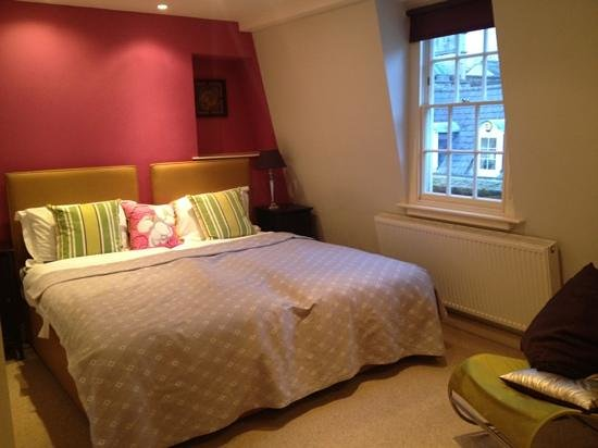 Harington's City Hotel: double room