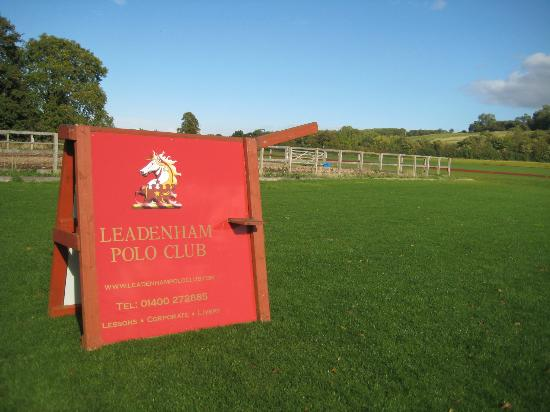 Leadenham Polo Club